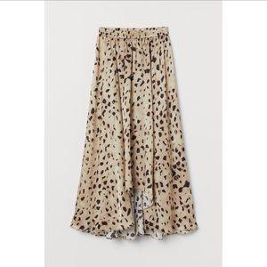 Silk blend skirt size 6 US